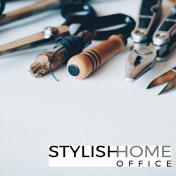 Stylish Home Office Hacks