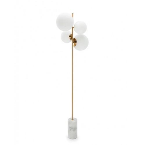 Soili Marble Floor Lamp