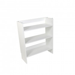Base Closet Module with Shelves