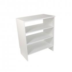Base Closet Module with Top & Shelves